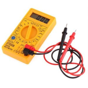 How Do I Use The Digital Multimeter To Check A Mat Or Cable Knowledge Center