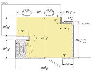 custom floor heating mat