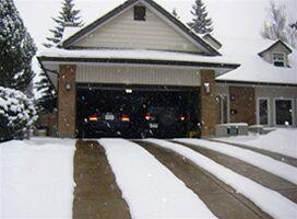 Heated Driveways