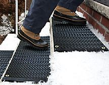 Stair and walkway mats