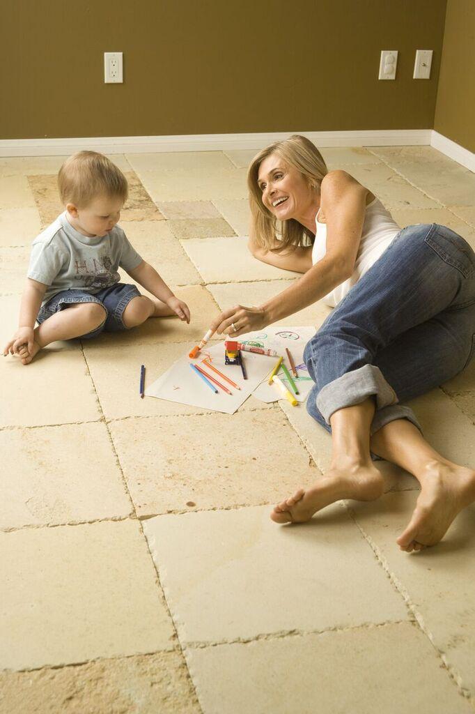 Heating Tilestone Floors